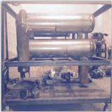 ZYD-II machine frame making