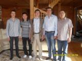 Russia customer visit-2