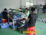 Wheel alignment clamp assembling