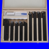 Manual Turning Tools Set (9pcs/set)