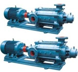 D Multistage centrifugal pump