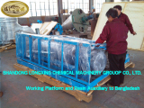 Resin Equipment and Working Platform to Bangladesh