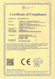 CE certification of Diode Module