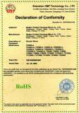 ROHS Certificate -1