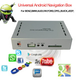 Car Universal Android Navigation box for BENZ,AUDI,FORD,BMW,OPEL,BUICK