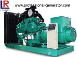 Performance of a Diesel Generator Fuelled with Palm Oil