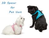 3D spacer mesh for pet vest