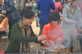 company barbecue travel