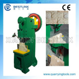 Electric Mushroom Face Stone Splitting Machine