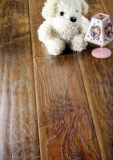 Embossed-in-Register(EIR) with hand scraped high quality HDF Laminated Flooring