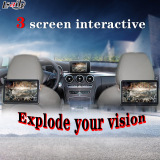 Car Android Navigation System Video Interface box for BENZ