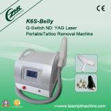 Black Moppet Yag Laser tattoo removal machine K6S