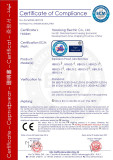 ATEX certificate of explosion proof junction box