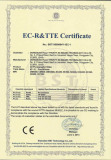CE certification for photographic device