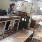 WPC decking workshop of API company