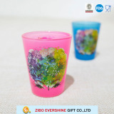 1.5oz Black Light Shot Glass Cup