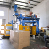 Plastic Injection Machine to Produce The Hospital Parts, Castors, Trolley Parts