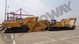 SWE230LC Hydraulic Excavator to Zambia