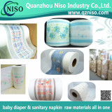 baby diaper raw materials backsheet