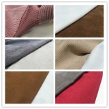 97% Polyester 3% Nylon Corduroy Fabric