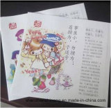 Children′s Books ---- Stone Paper (RBD200um-400um) Tear-resisitant & Non Toxic & Water proof