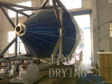 Guangdong a co., LTD purchasing my company condiments special centrifugal spray drying unit
