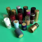 PVC shrink capsules for wine, vodka, juice,vinegar,olive oil