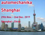 Automechanika Shanggai 2017