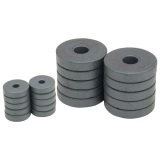 3D Strong Ferrite Magnet Ring Magnet for Industrial