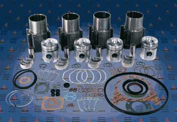 Spare Parts (Deutz Engine)
