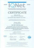ISO:9001:2008 STANDARD(quality certifications)