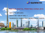 Screen Printing & Digital Printing & Textile Printing China 2015