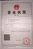 Ruian Boteng Absorber Co.,Ltd. license