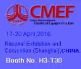 CMEF2016 IN CHINA H3-T30