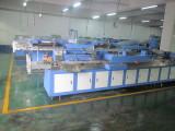 screen printing machine workshop