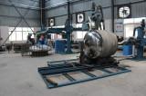 Automatic polishing workshop