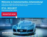 HUIHAI will participate in Automechanika Johannesburg 2017