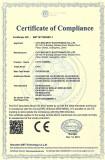 CHYI 1.0MP 720P HD-CVI Camera CE Certificate