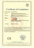 Certificates of LED Panel Lighting