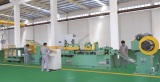 Transformer silicon steel sheet automatic cutting machine