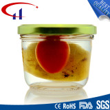 Transparent Glass Jars and Containers for Food (CHJ8046)