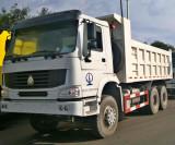 Stock truck Info (HOWO dump truck)