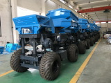 Palm oil tractor Factory