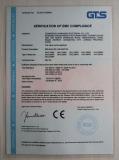 CE certification for hub motor