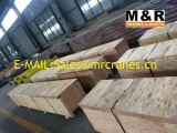 Crane end beams are ready for shipment