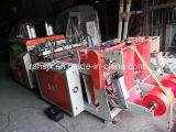 high speed t-shirt bag heat cutting machine