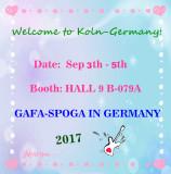 2017GAFA-SPOGA in GERMANY