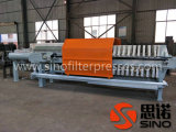 China Chamber Filter Press with Protective Cover