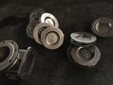 Disc of bolted bonnet gate valve