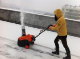 Testing of Single Stage Snow Thrower
